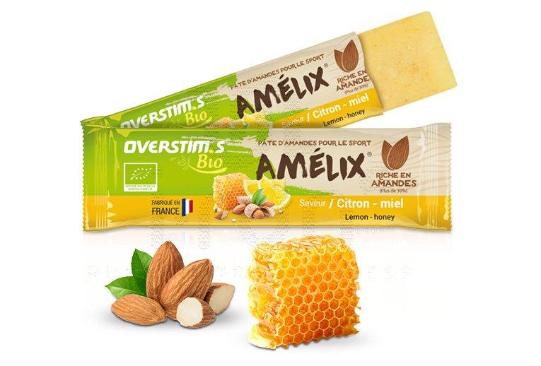 OVERSTIMS Pâtes d'amandes Amélix Bio - Citron miel