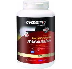 OVERSTIMS Renforcement Musculaire 750 g - Vanille