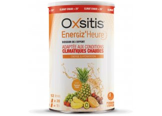 Oxsitis Bebida Energiz'Heure Clima Cálido - Tropical Fresh