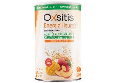 Oxsitis Boisson Energiz'Heure Climat Tempéré - Pêche/Mangue