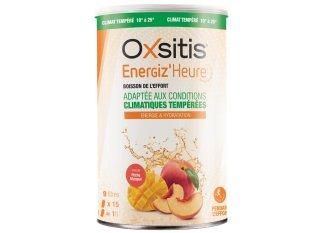 Oxsitis Bebida Energiz'Heure Clima temperado- Melocotón/ Mango