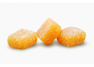 Oxsitis Pasta de frutas Boost'Heure - Naranja / Fruta de la pasión