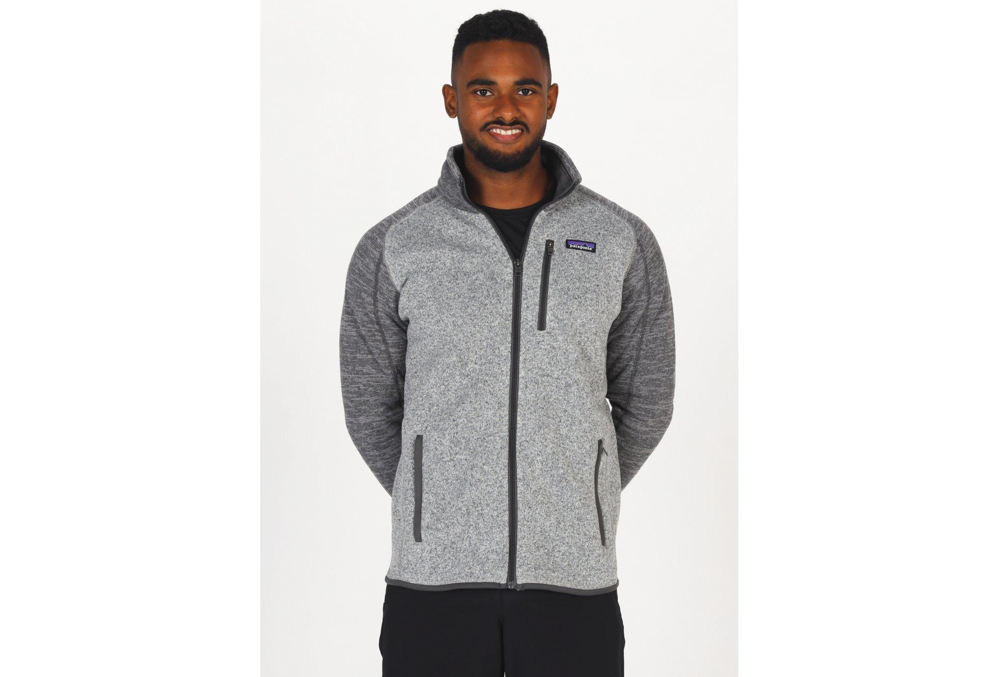 Patagonia Better Sweater M vêtement running homme