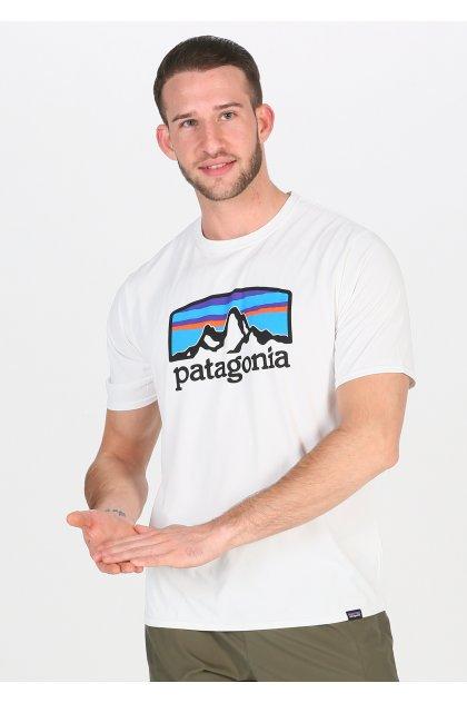 Patagonia camiseta manga corta Capilene Cool Daily Graphic