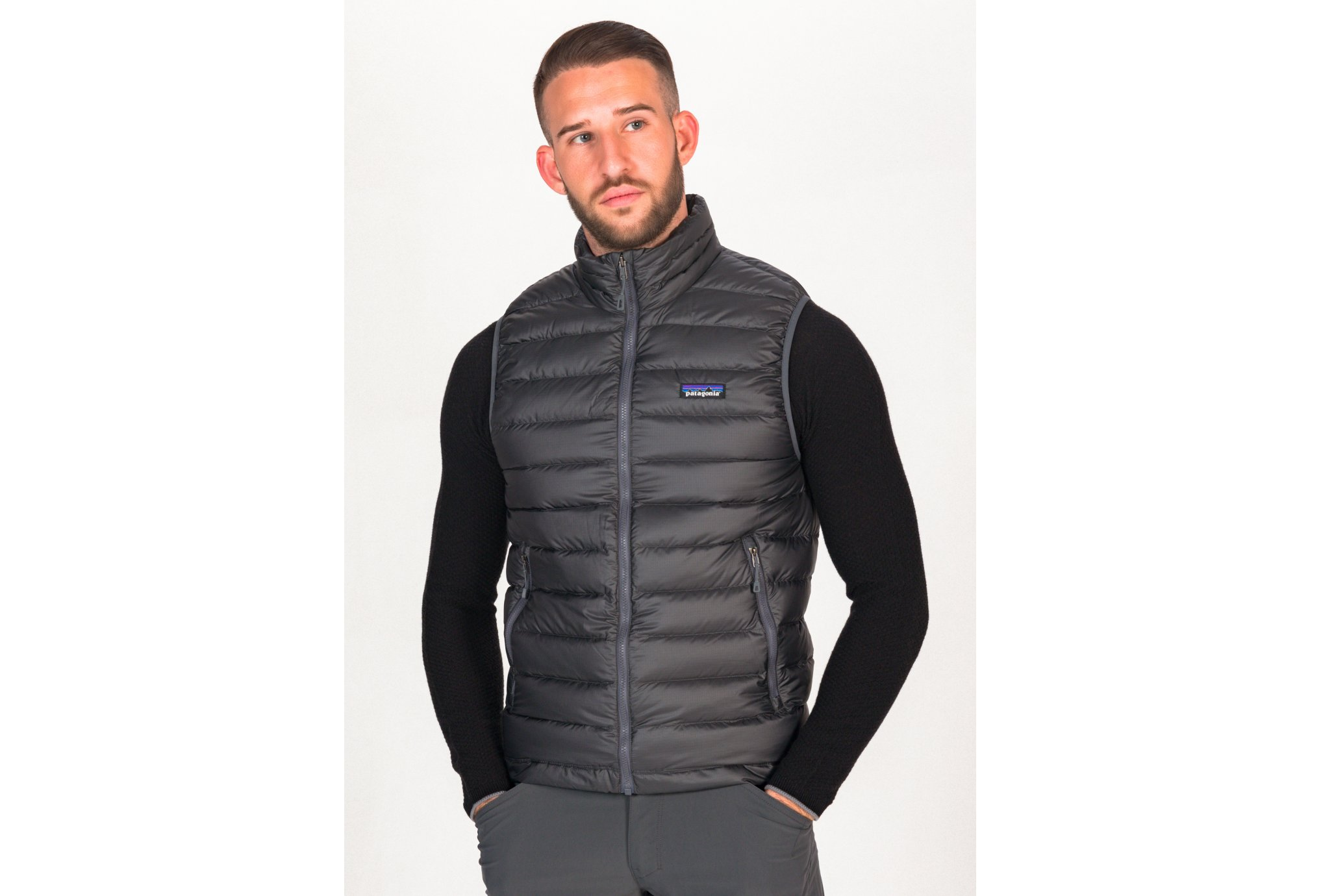 Patagonia Down Sweater M vêtement running homme