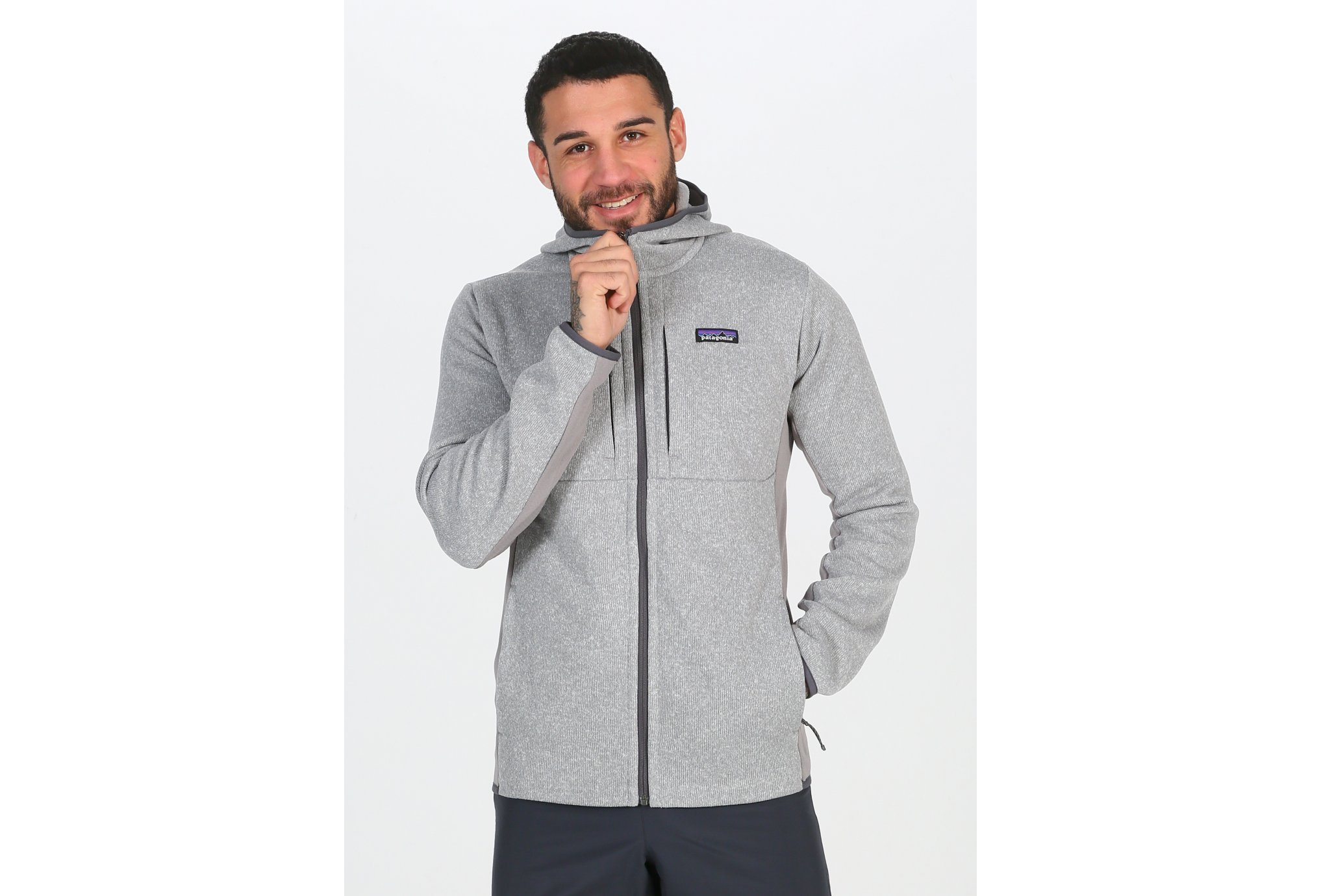 Patagonia Lightweight Better Sweater M vêtement running homme