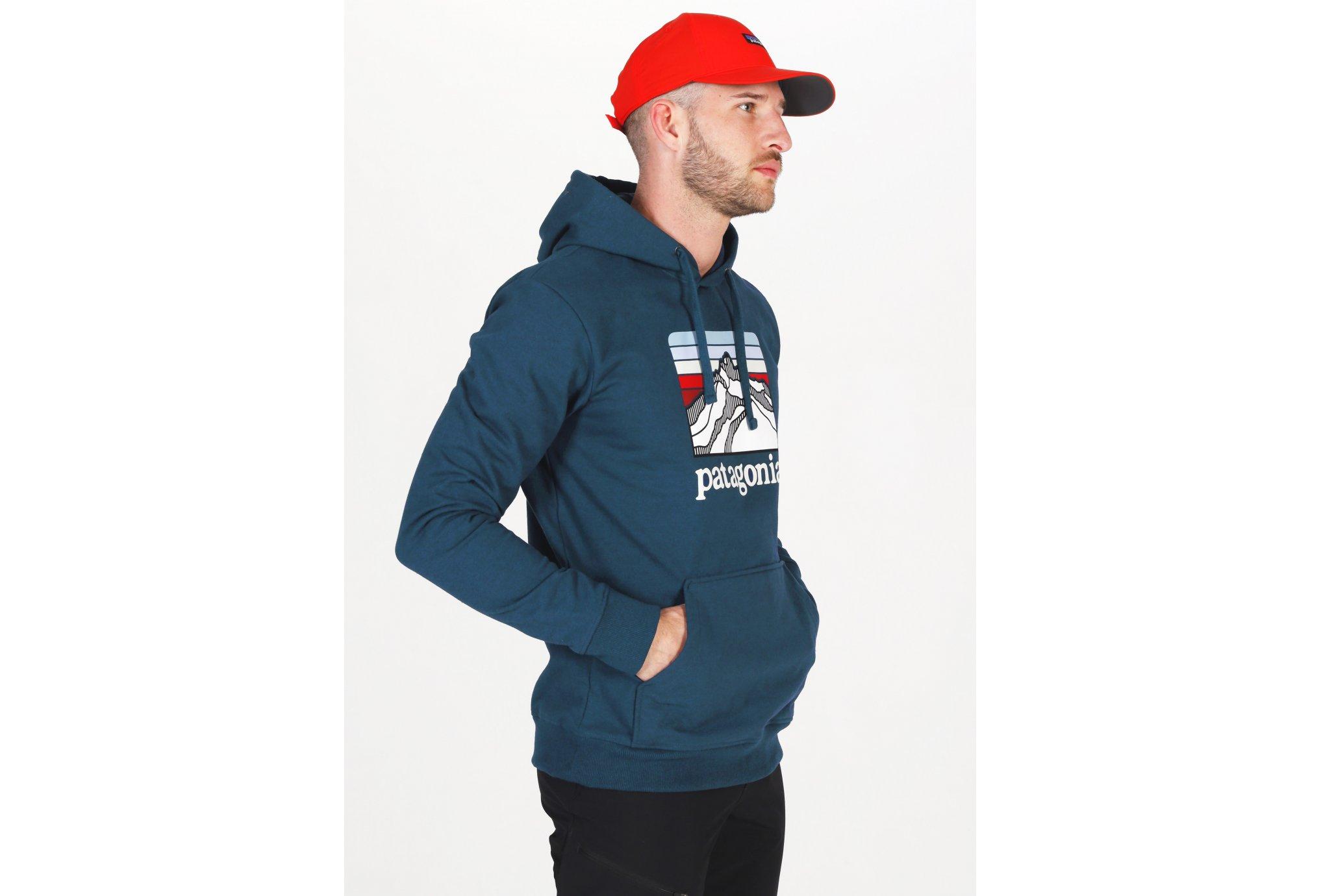 Patagonia Line Logo Ridge Uprisal M vêtement running homme