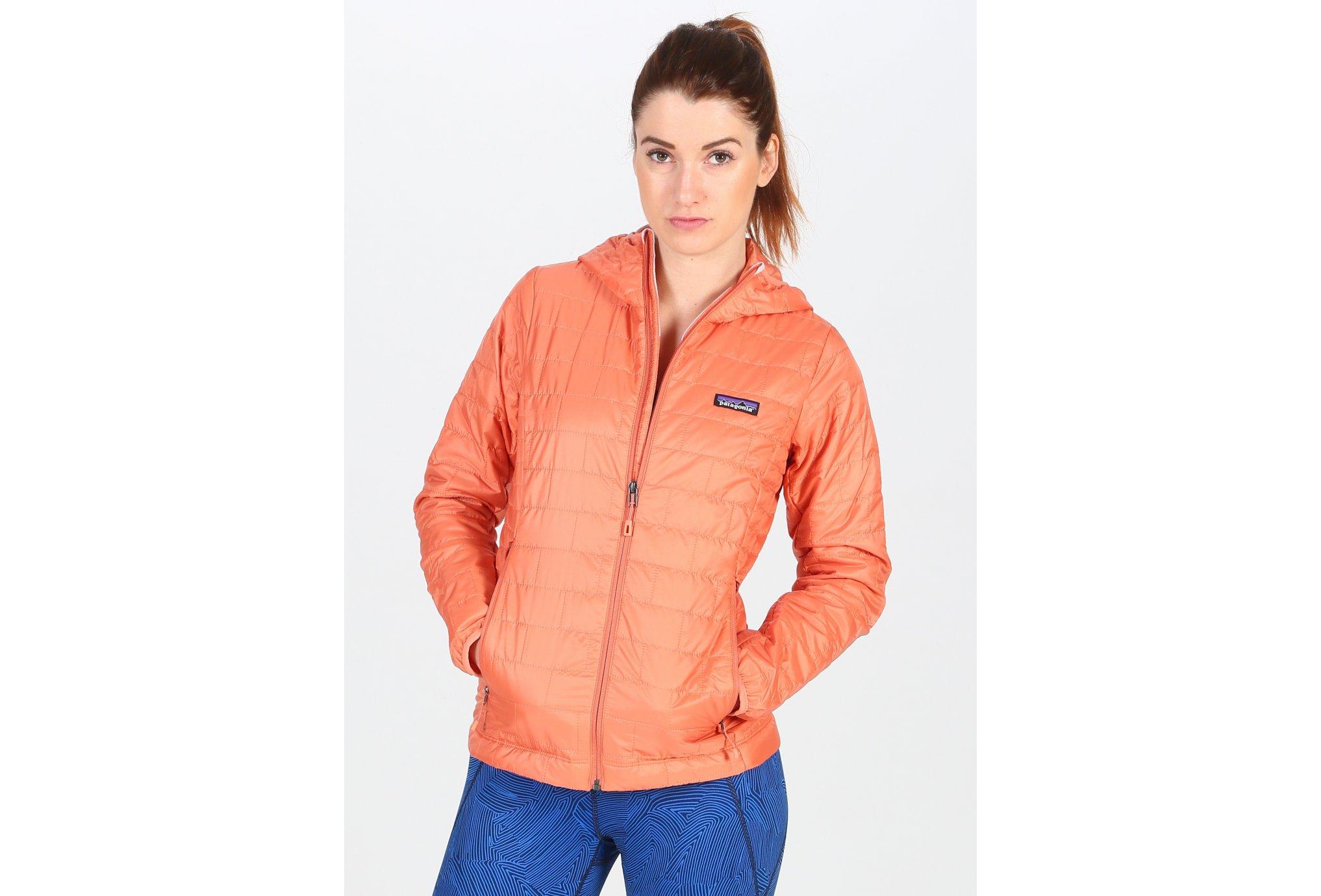 Patagonia Nano Puff W vêtement running femme