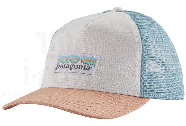 Patagonia P-6 Logo Label Layback Trucker W