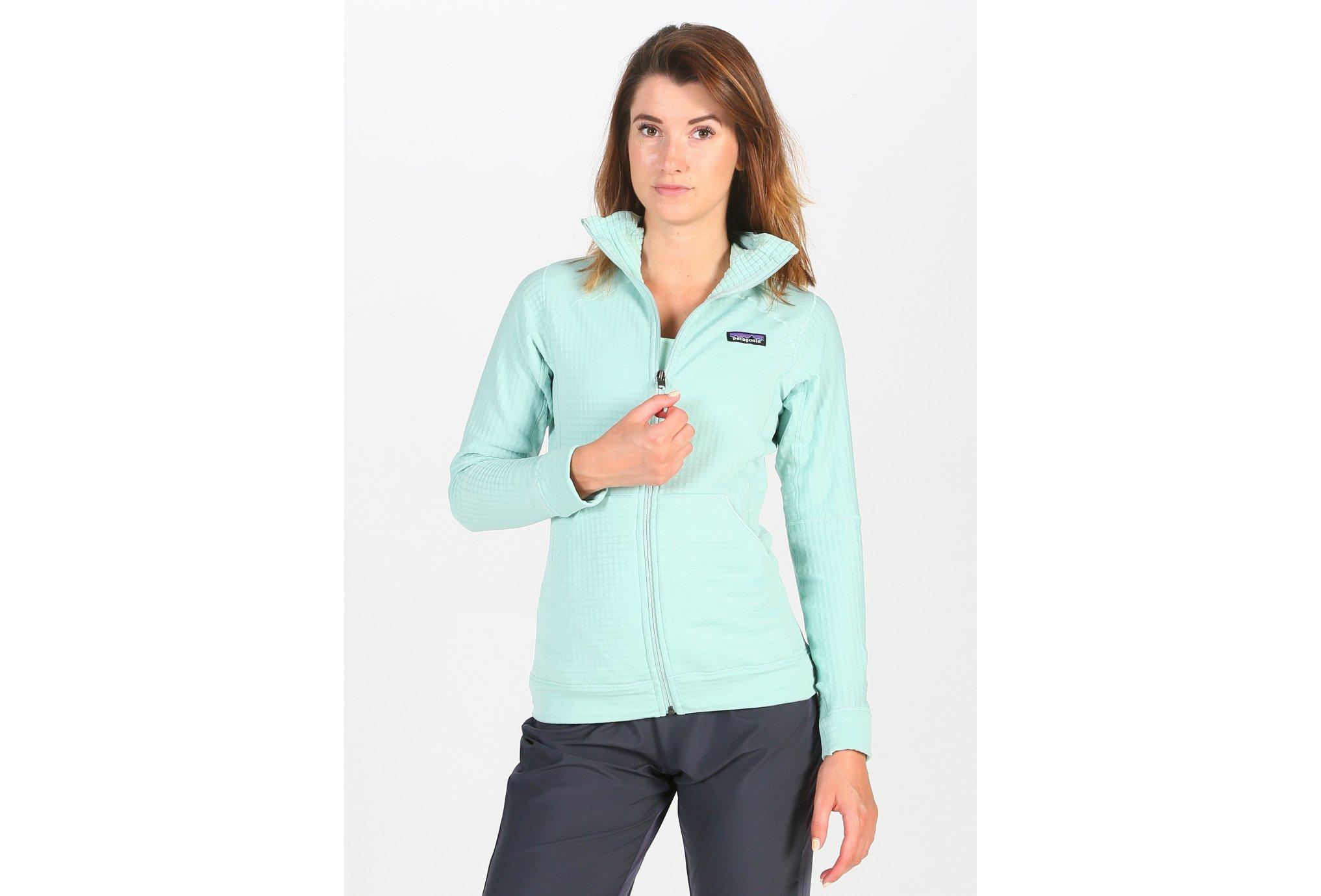 Patagonia R1 W vêtement running femme