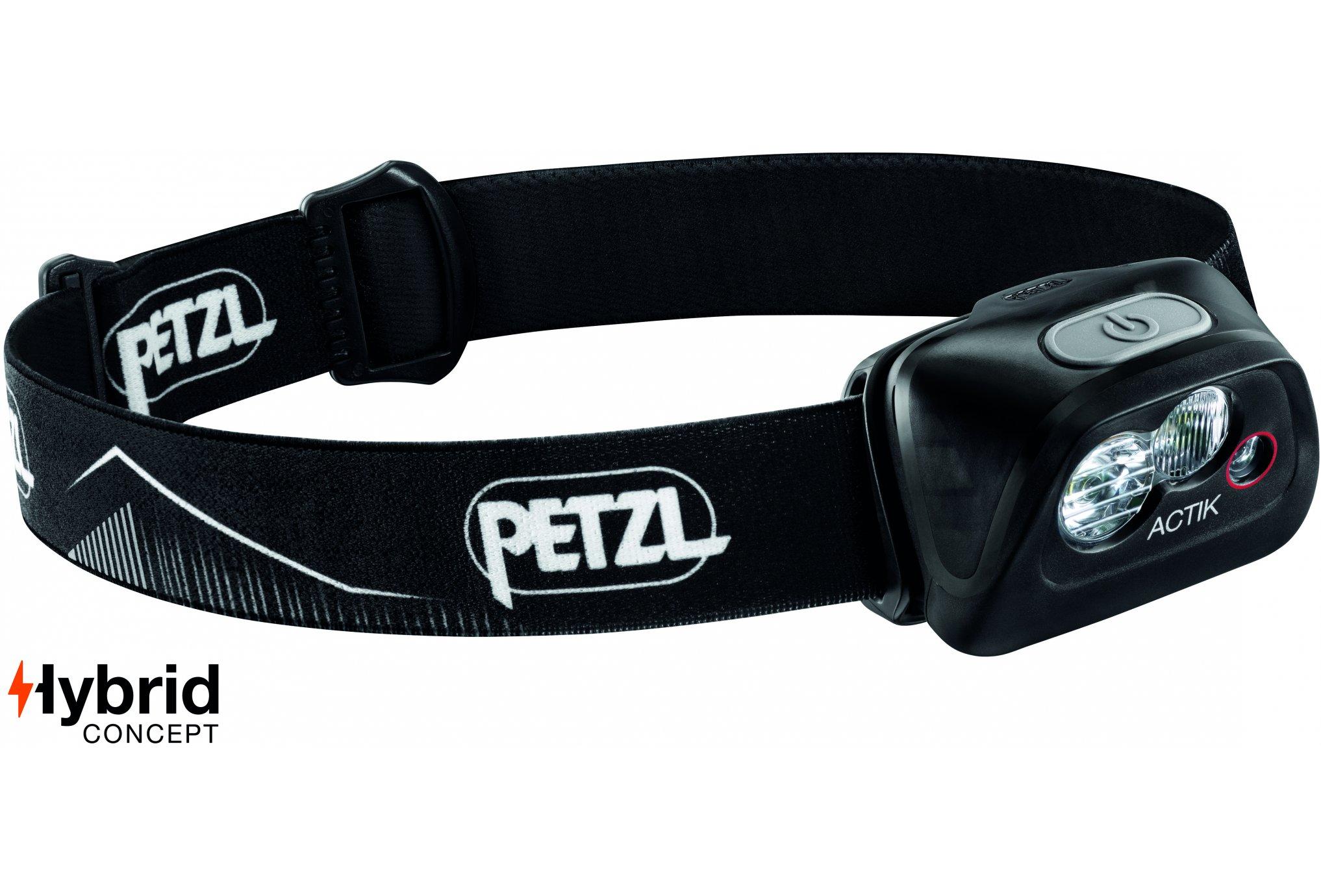 Petzl Actik 350 lumens Lampe frontale / éclairage