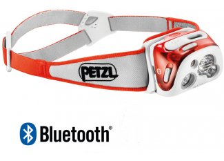 Petzl Reactik+ Bluetooth - 300 lumens