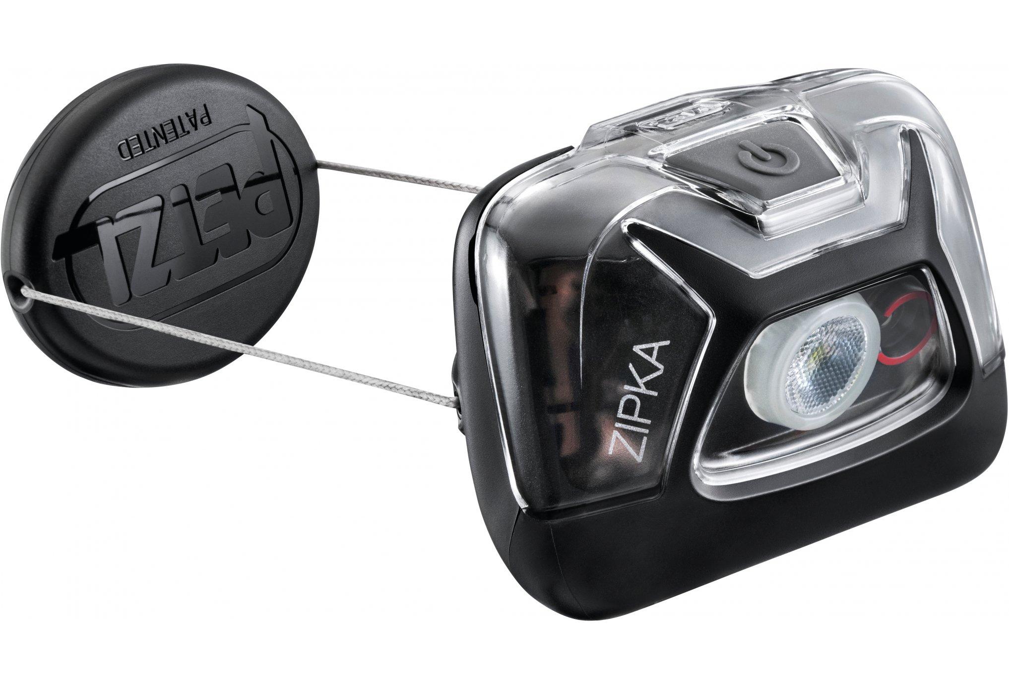 Petzl Zipka - 300 lumens Lampe frontale / éclairage