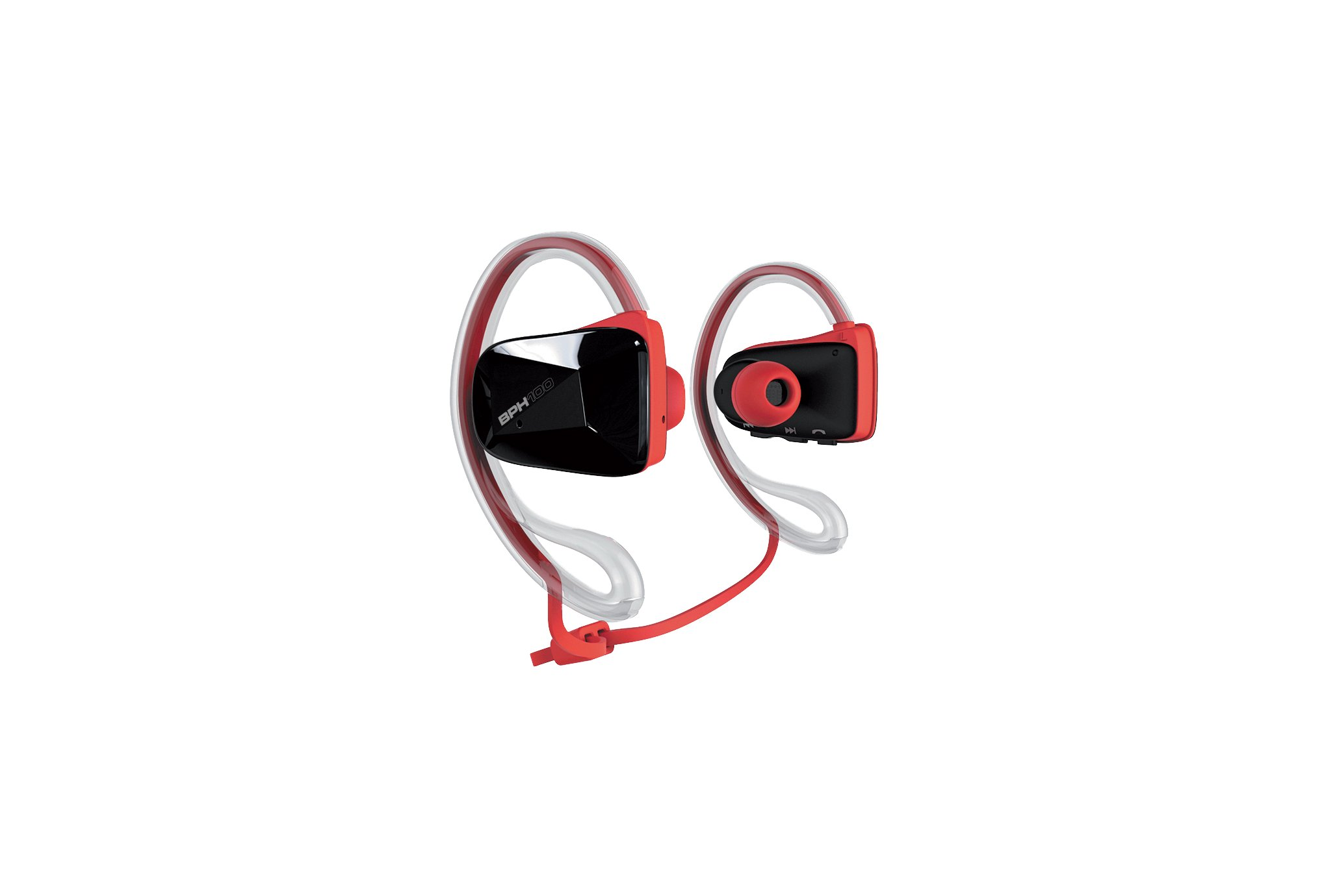 Play2run Bluetooth 4.0 bph100 casques / lecteurs mp3