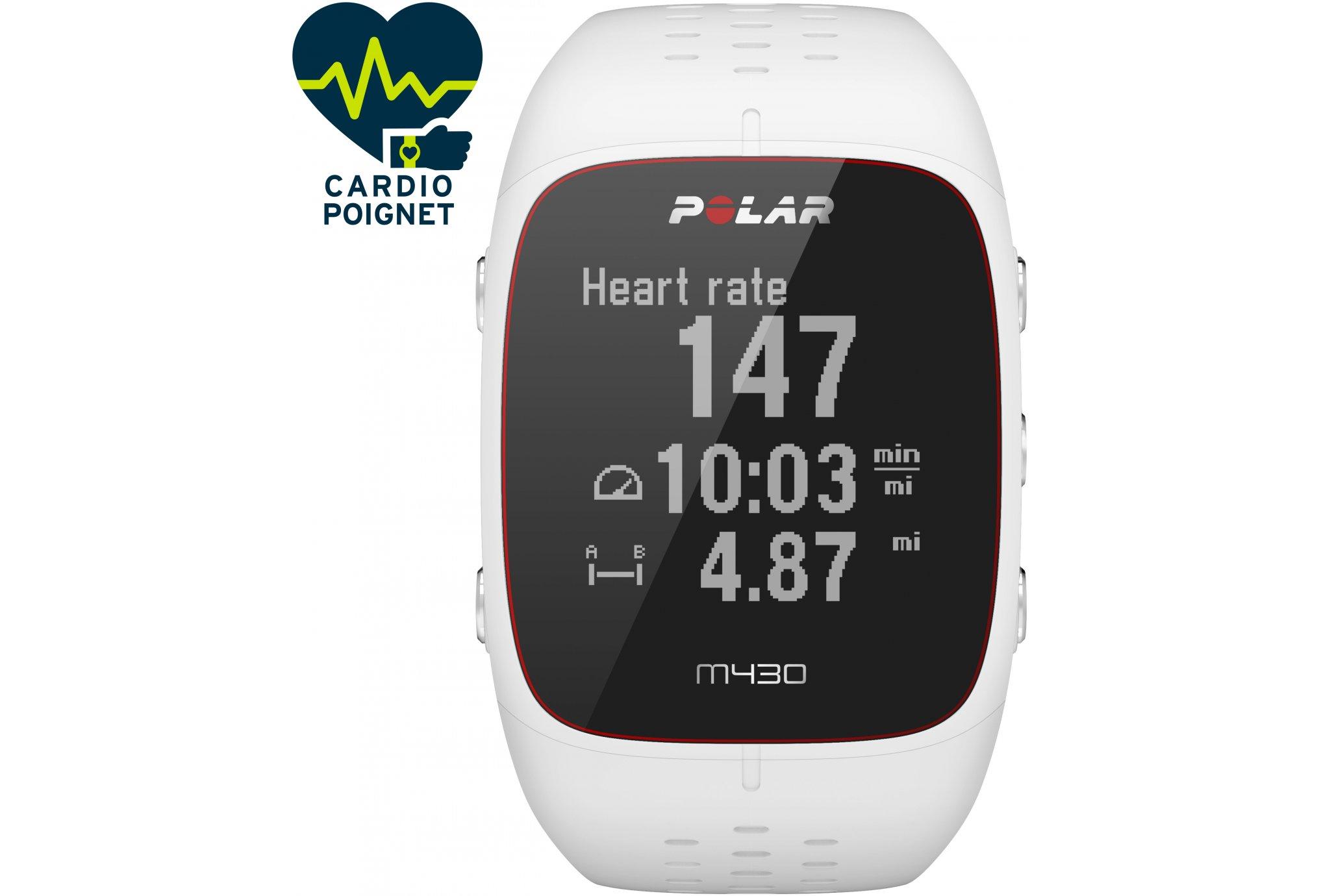 Polar Reloj Cardio GPS M430-M/L Cardio-Gps