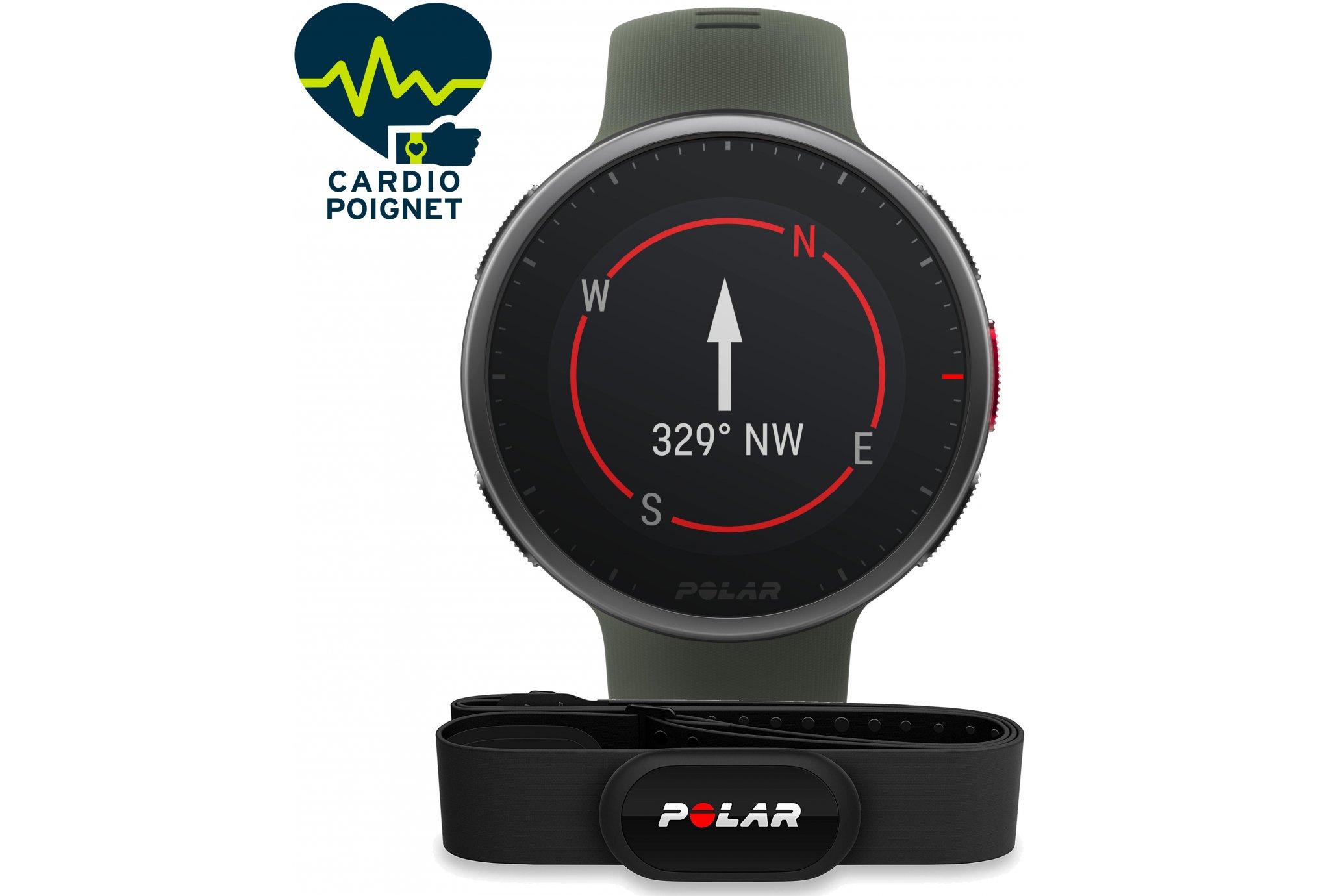Polar Vantage V2 Pack H10+ - taille M/L Cardio-Gps
