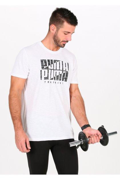 Puma camiseta manga corta Branded