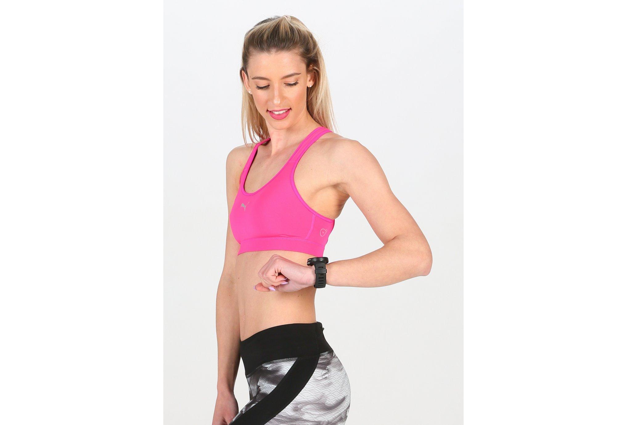 Puma Brassière Power Shape Cardio Diététique Vêtements femme