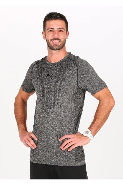 Puma camiseta manga corta Evoknit