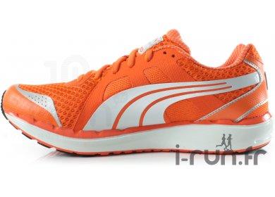 f21976da3ab Puma Faas 550 M homme Orange pas cher