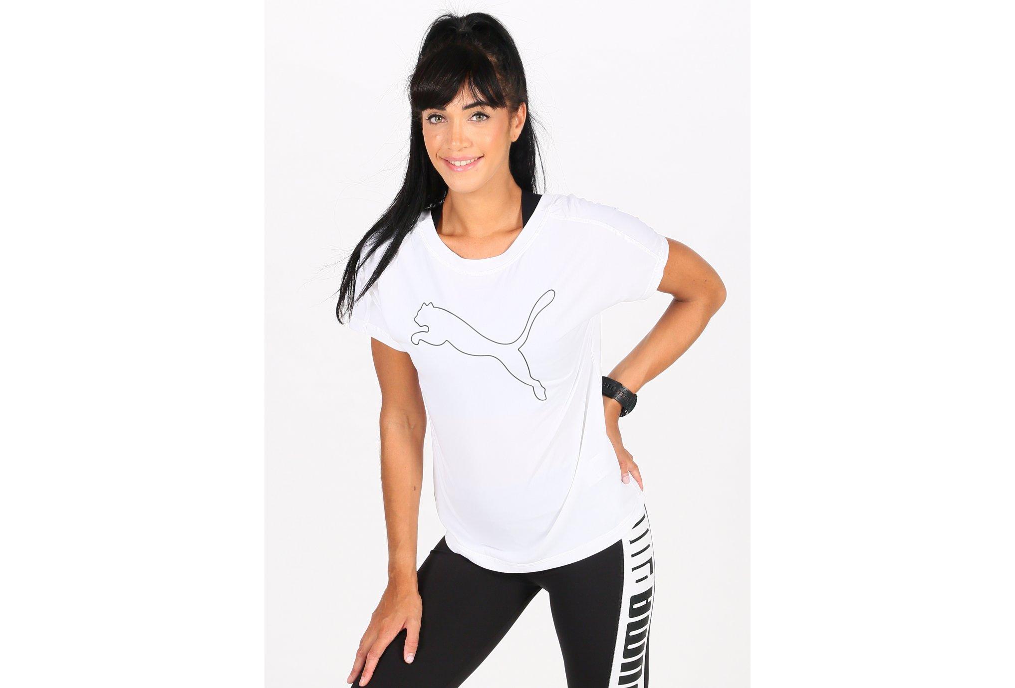 Puma Favourite Jersey Cat W vêtement running femme