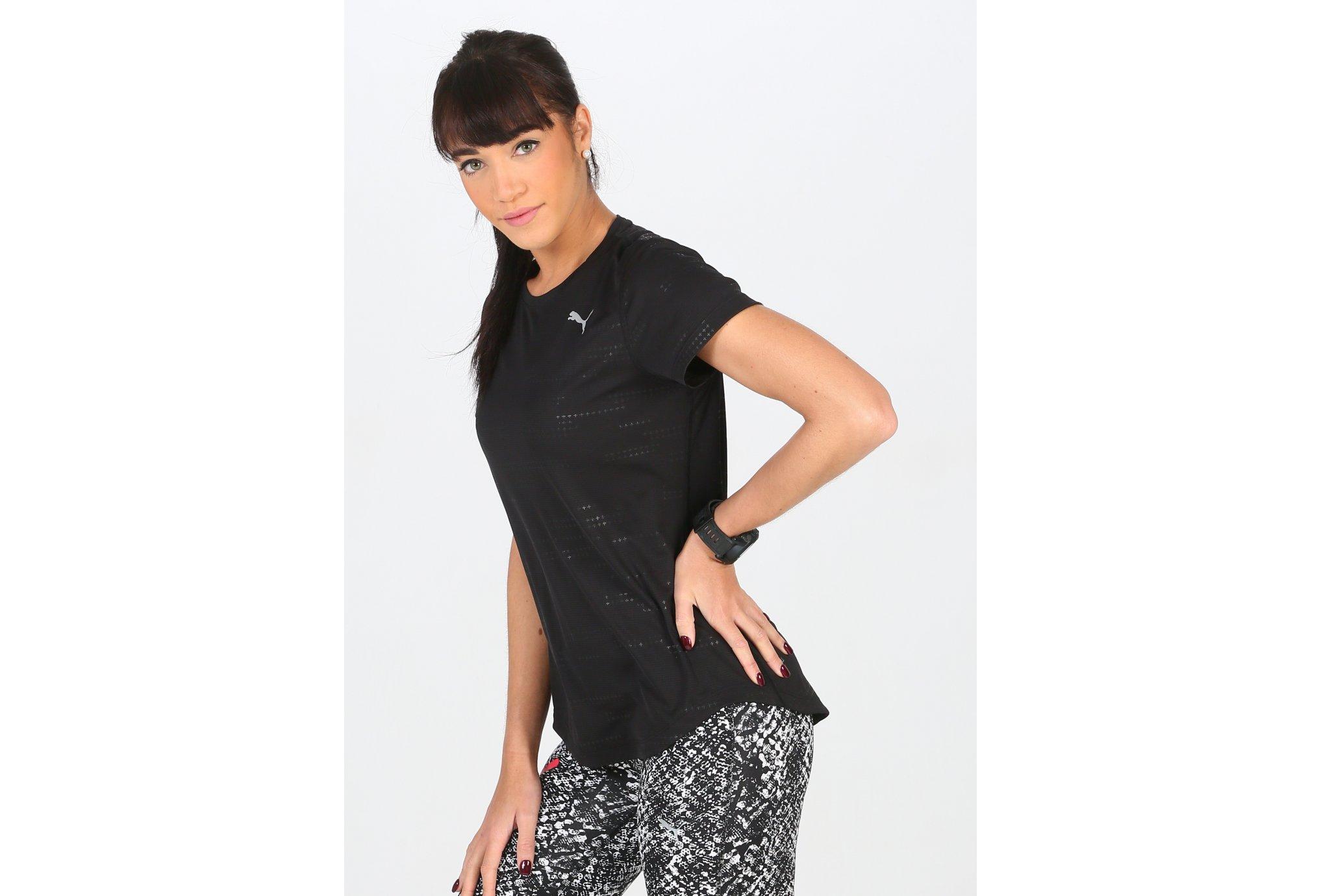 Puma Ignite Graphic W Diététique Vêtements femme