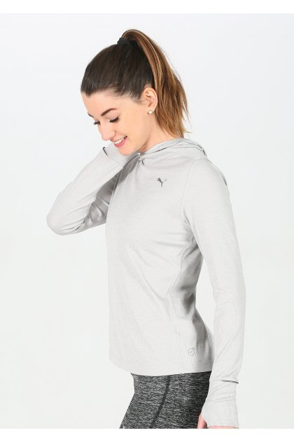 Puma Camiseta manga larga Ignite Hooded