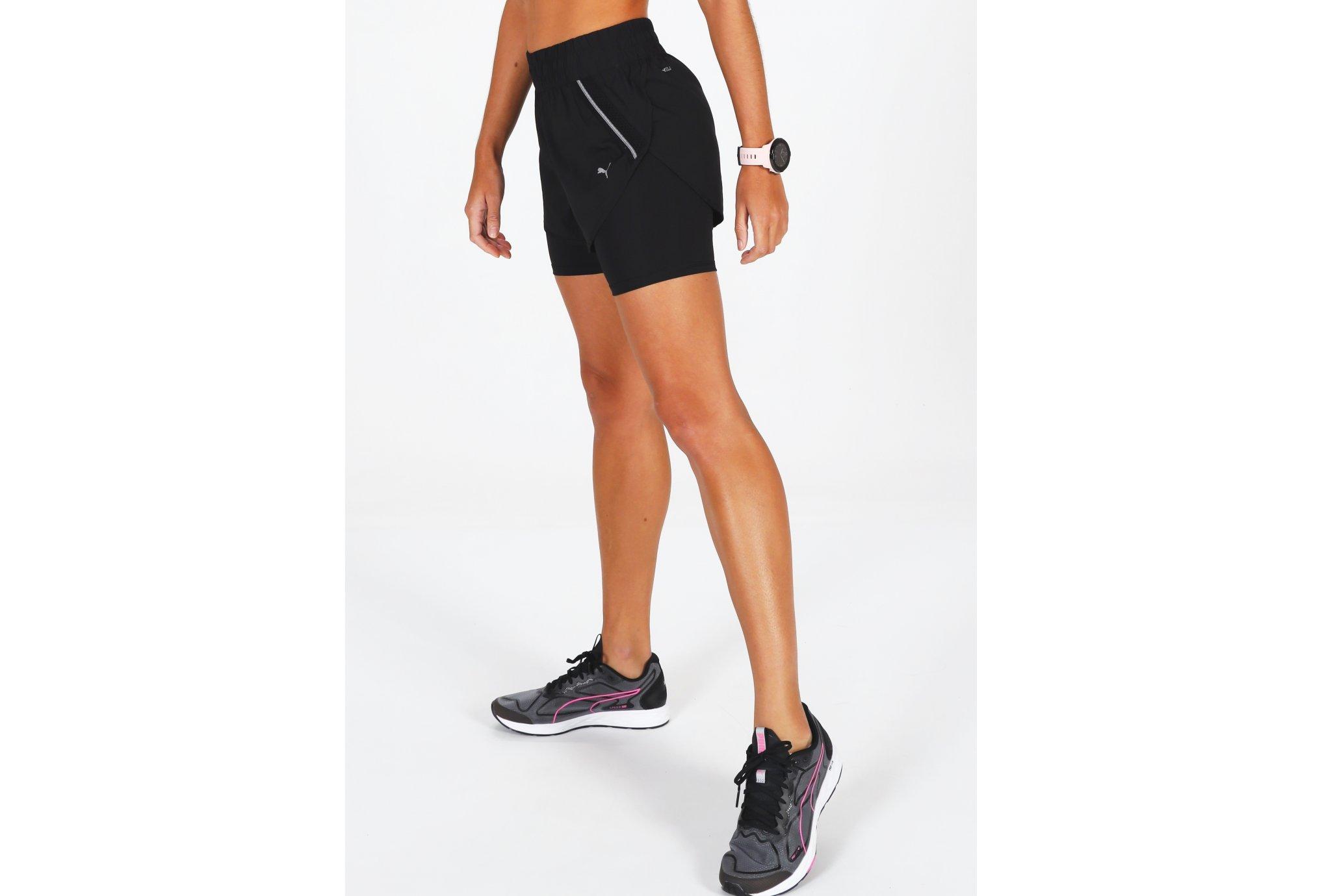 Puma Last Lap 2 en 1 W vêtement running femme