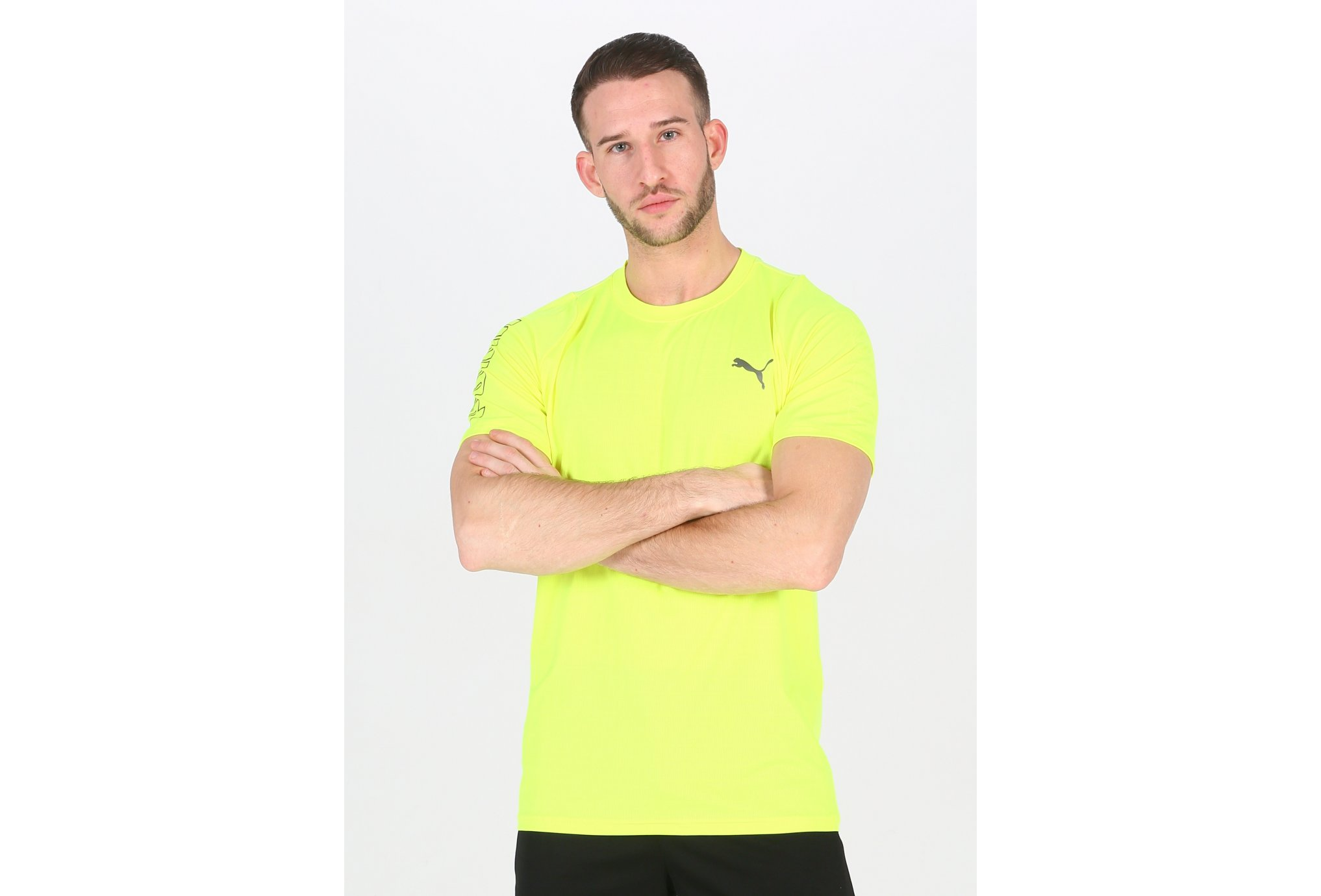 Puma Power Thermo R+ M vêtement running homme