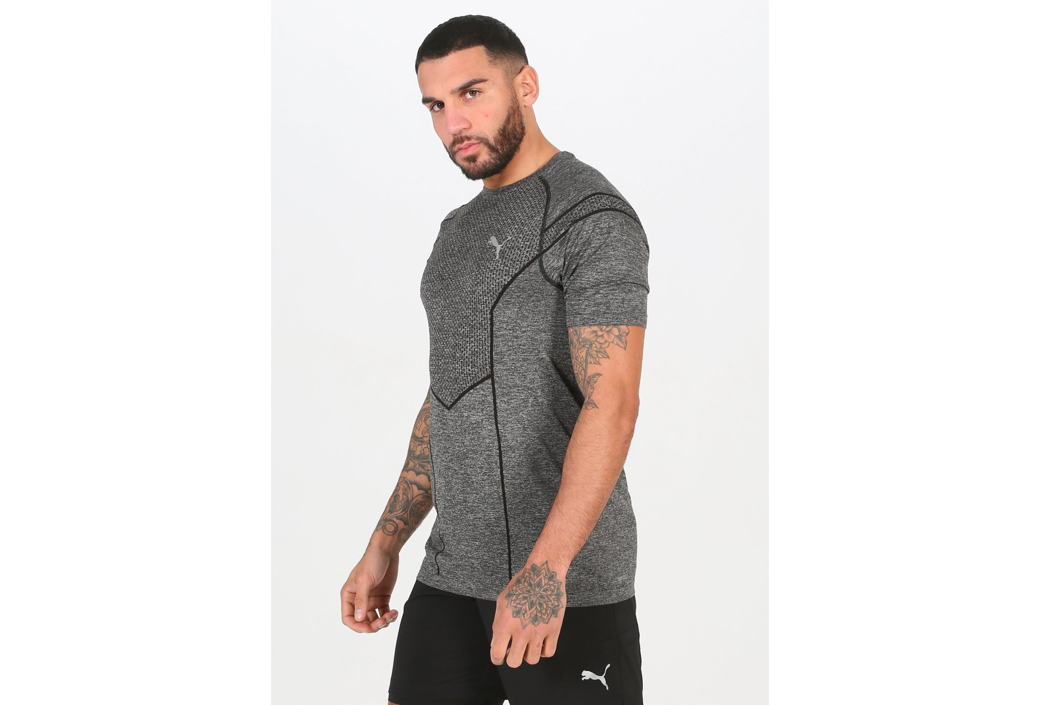 Puma Reactive EvoKNIT M vêtement running homme