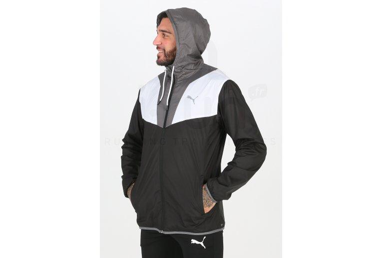 Puma chaqueta Reactive Woven