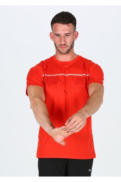 Puma Camiseta manga corta Run