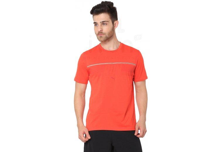 cae858f2f3 Puma Camiseta manga corta Run en promoción