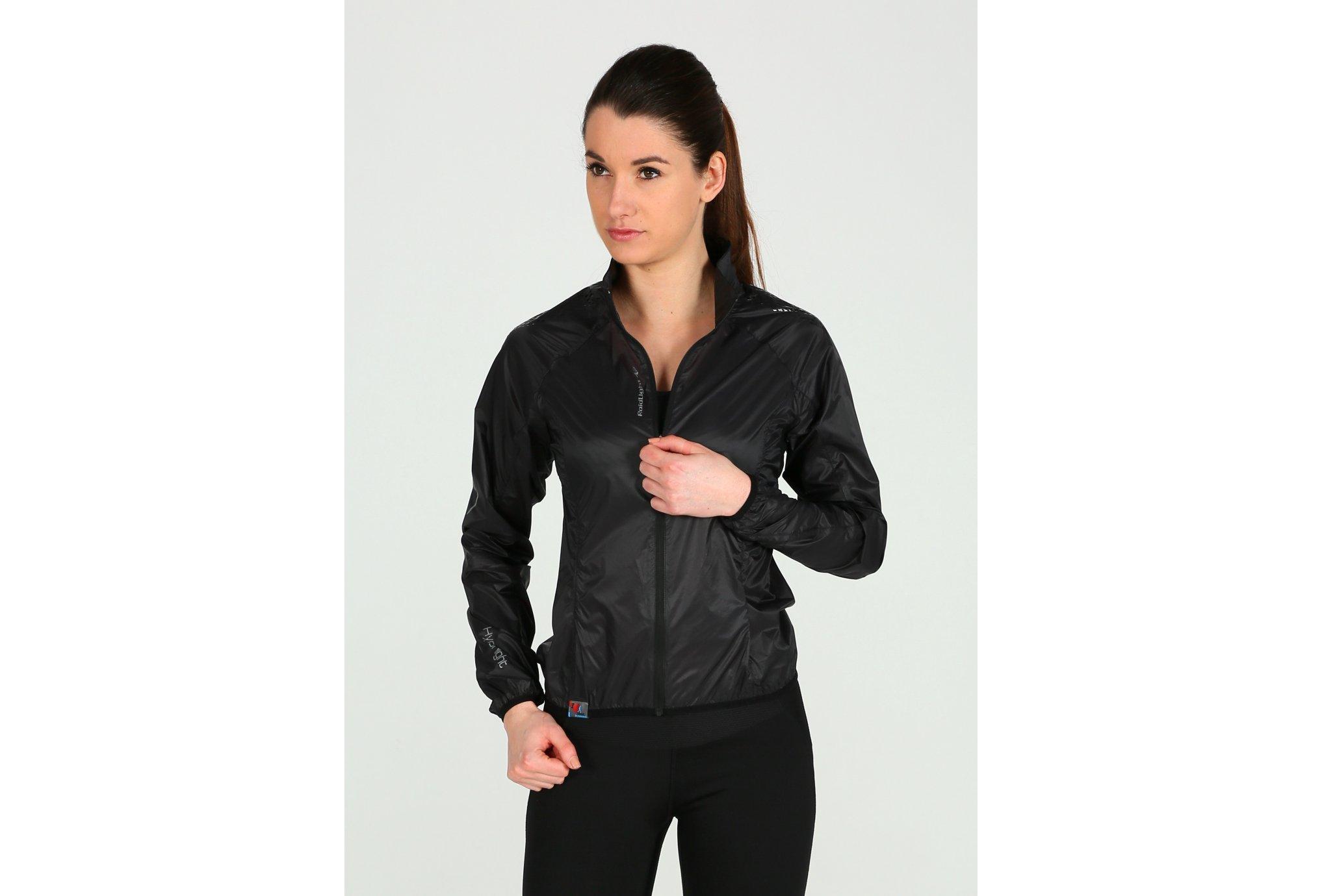 Raidlight Hyperlight Windproof W vêtement running femme