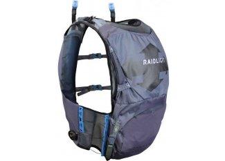 Raidlight chaleco de hidratación Revolutiv 12L + 2 EazyFlask 600 mL