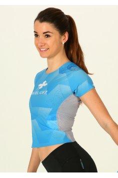 f7a6176601cbe T shirt running femme  un vêtement running manche courte pour la ...