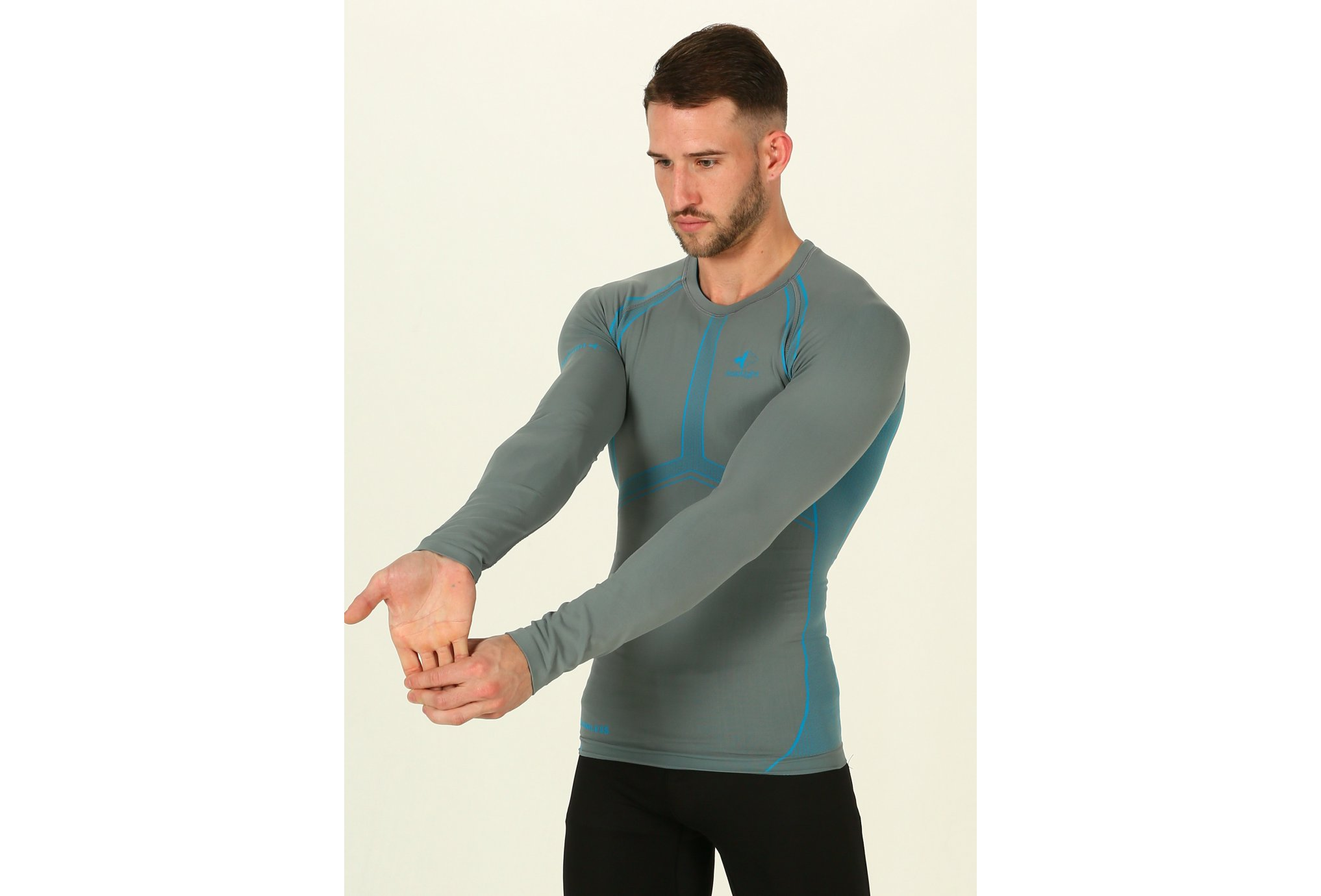 Raidlight Seamless Tee M vêtement running homme