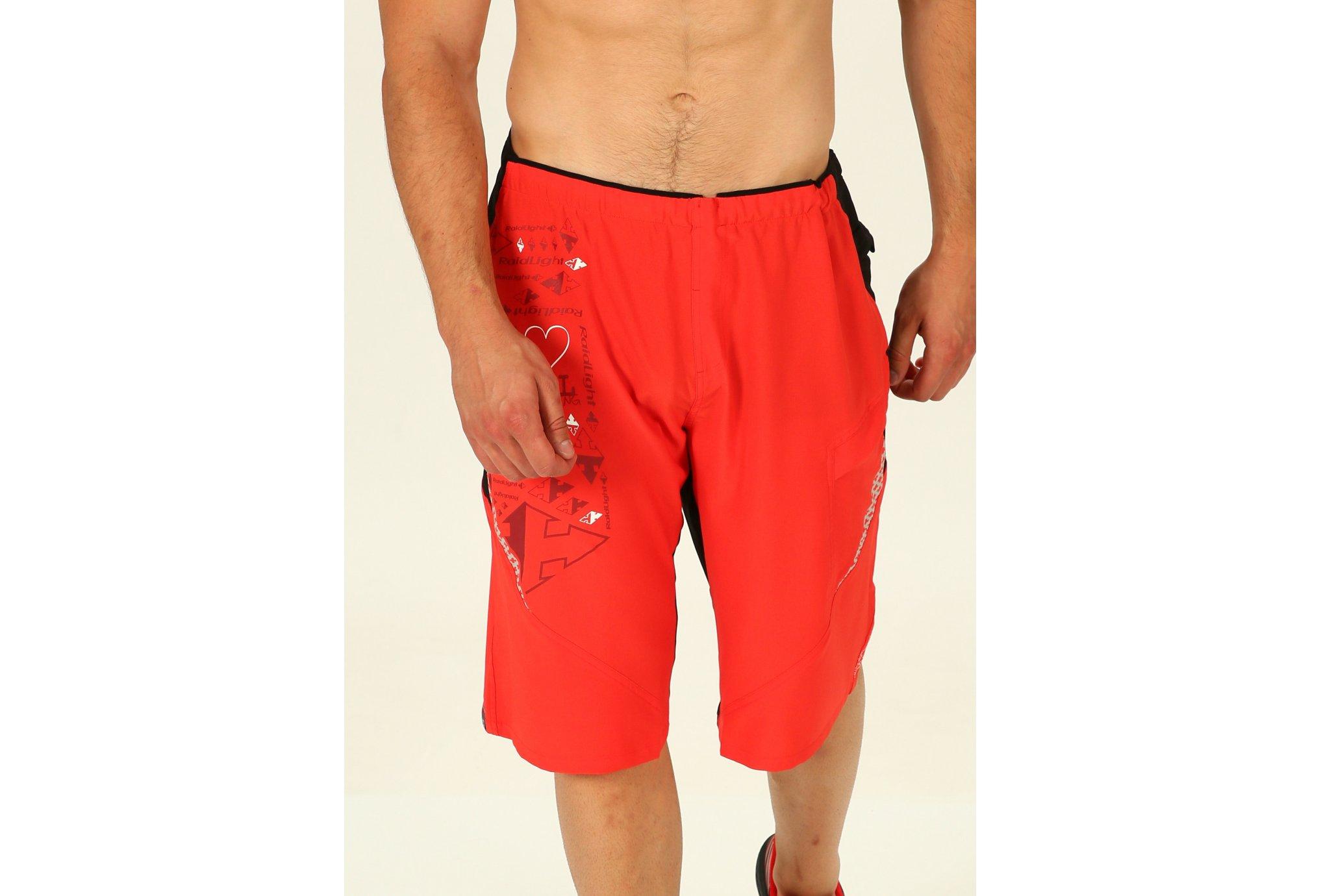 Raidlight Short Free Trail M Diététique Vêtements homme