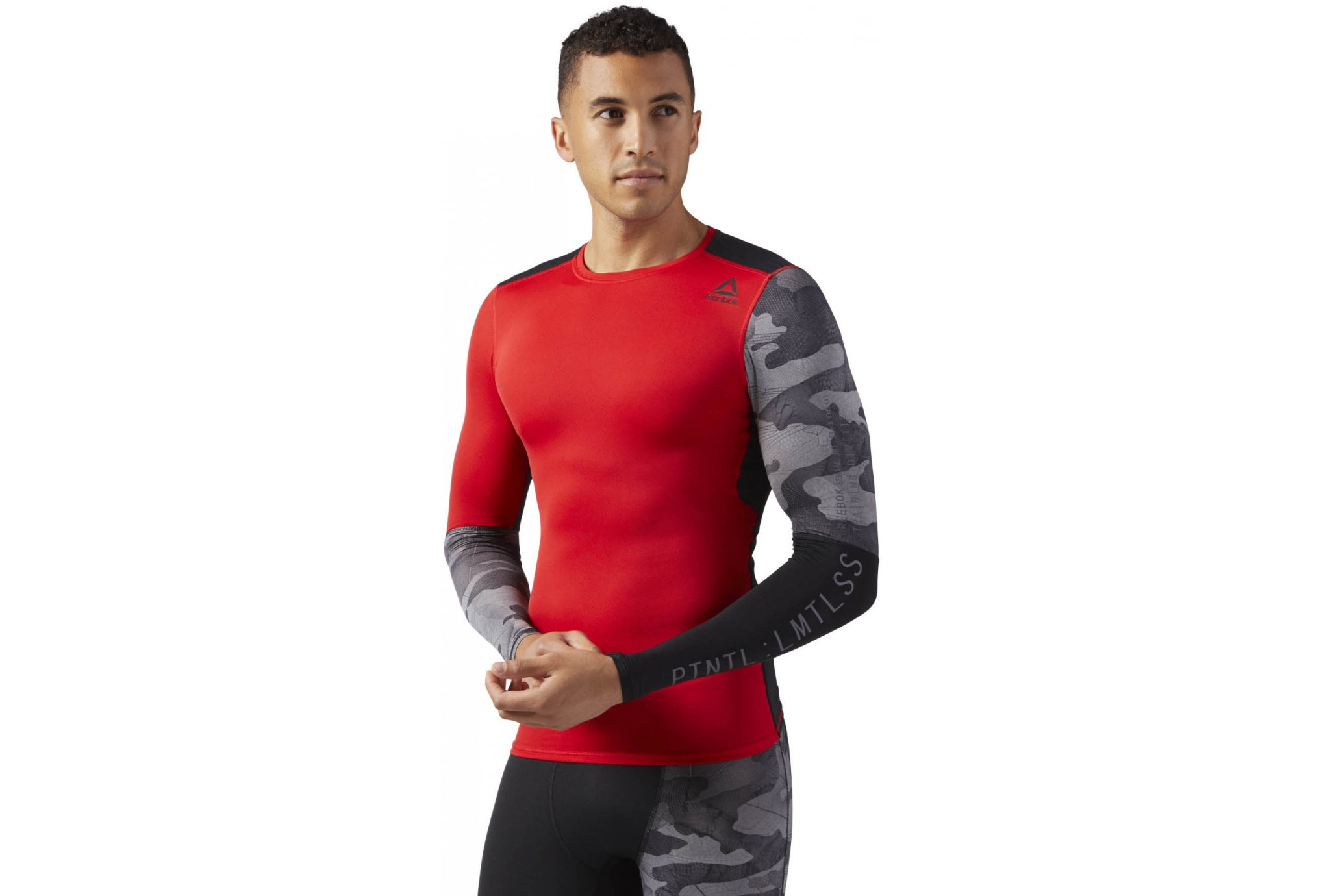 Reebok ActivChill Compression M vêtement running homme
