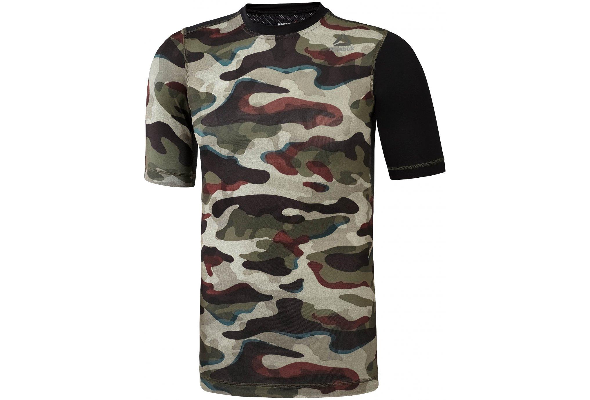 Reebok Activchill compression print m vêtement running homme