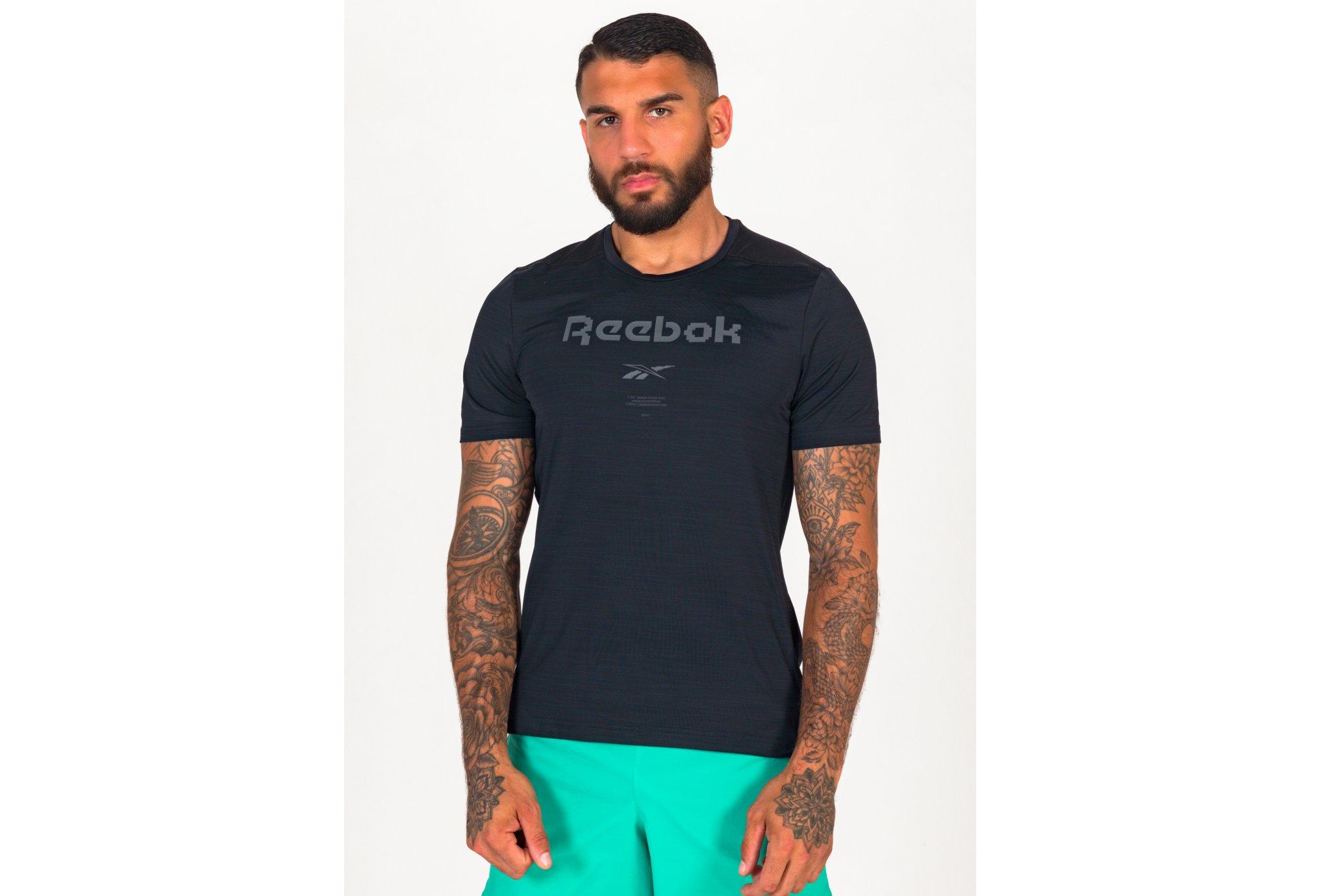 Reebok ActivChill Graphic Move M vêtement running homme