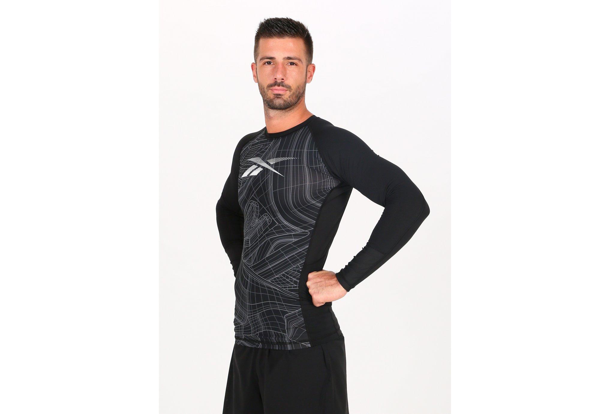 Reebok AOP Compression M vêtement running homme