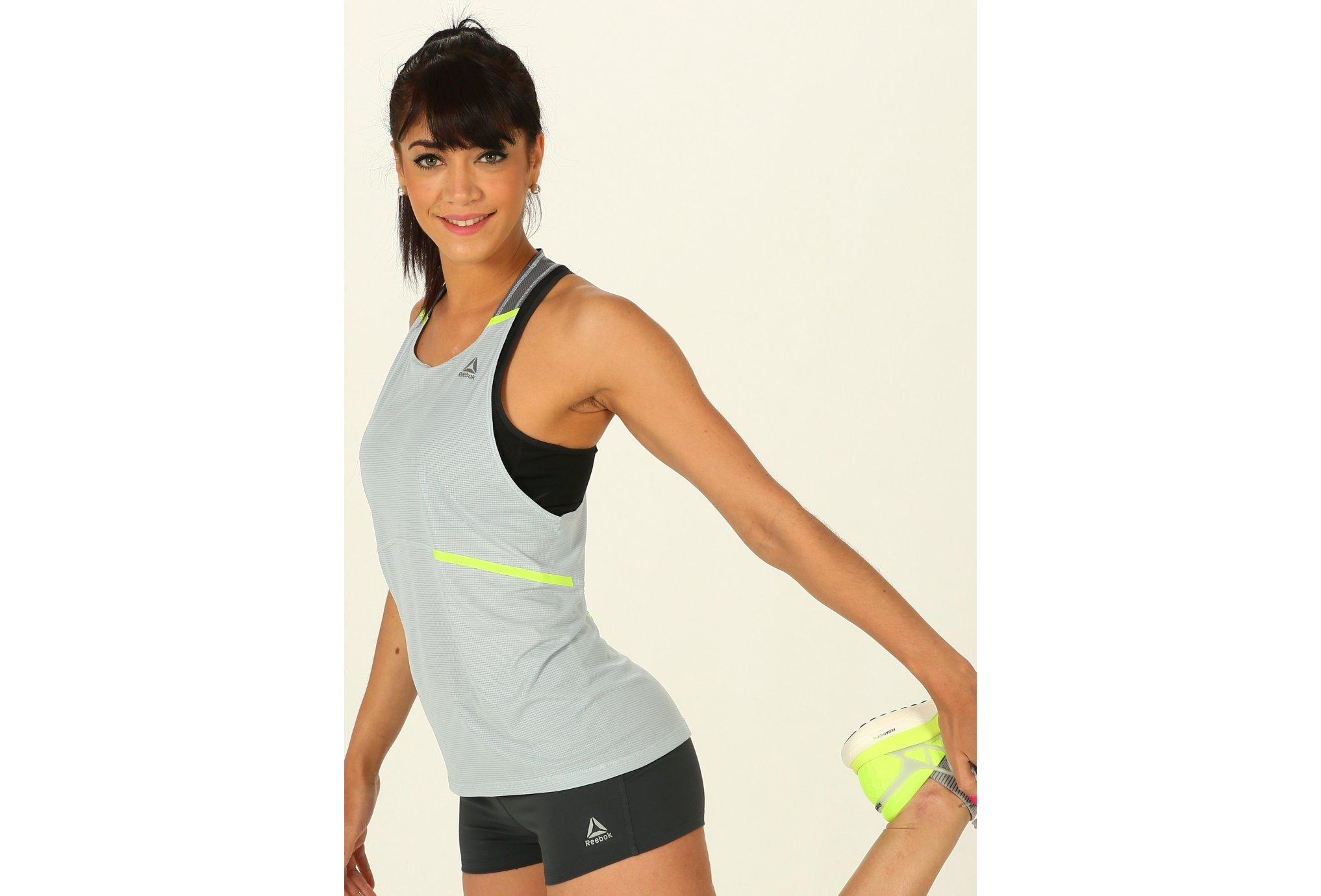 Reebok Bolton Track Club W Diététique Vêtements femme