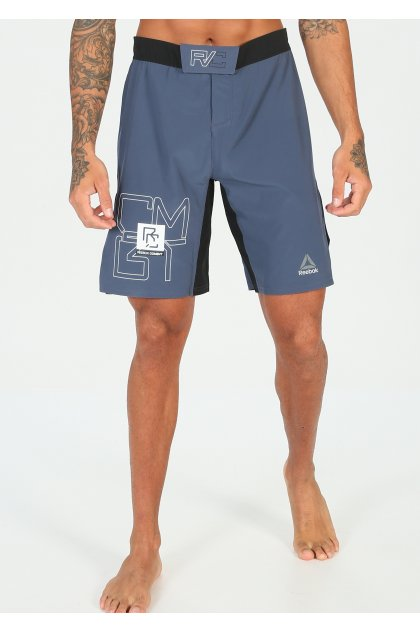 Reebok Pantalón corto Combat MMA