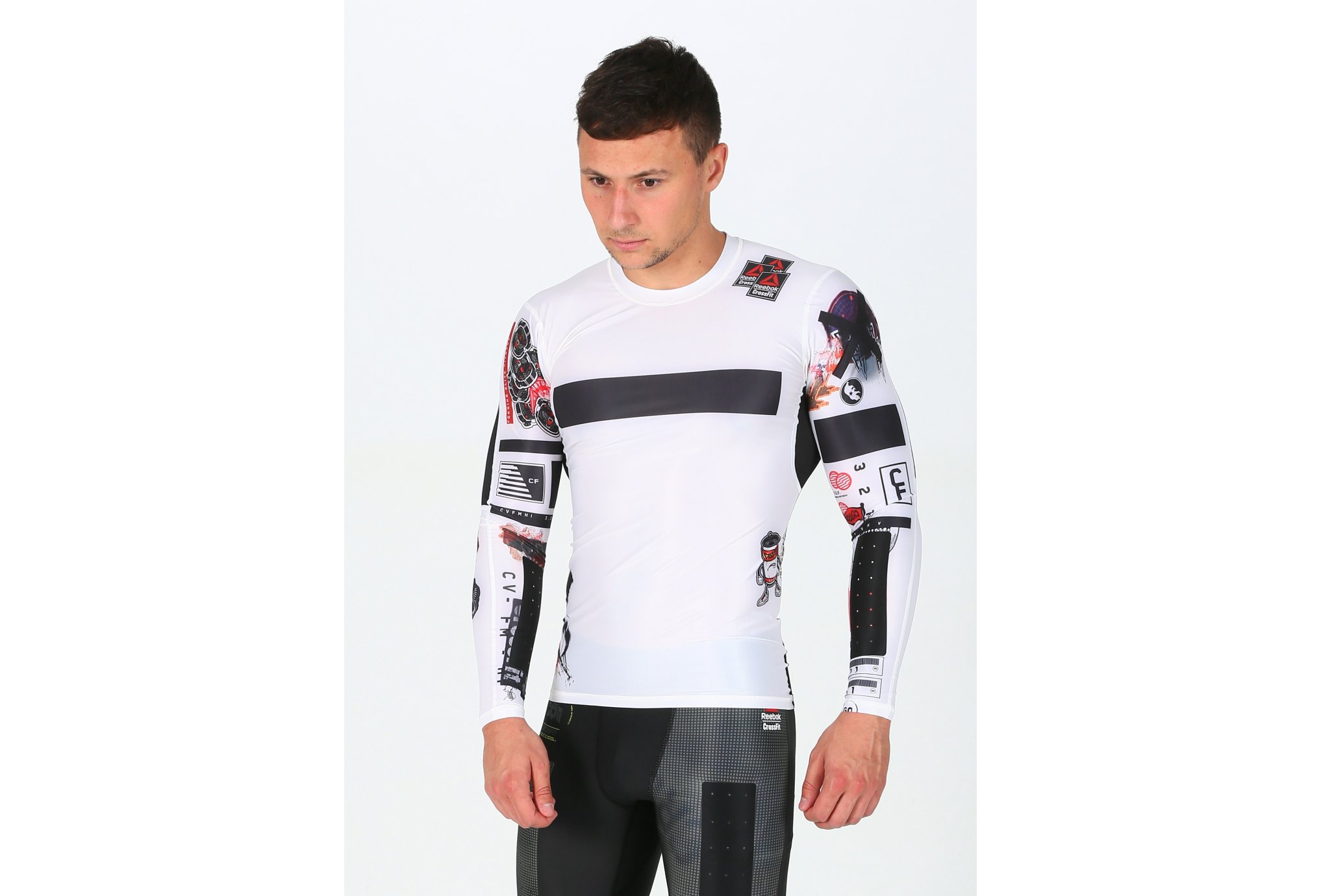 Reebok Compression CrossFit M vêtement running homme