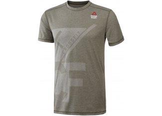 Reebok Camiseta manga corta CrossFit Burnout