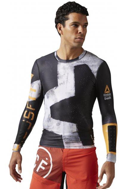 Reebok Camiseta manga larga Crossfit Engineered
