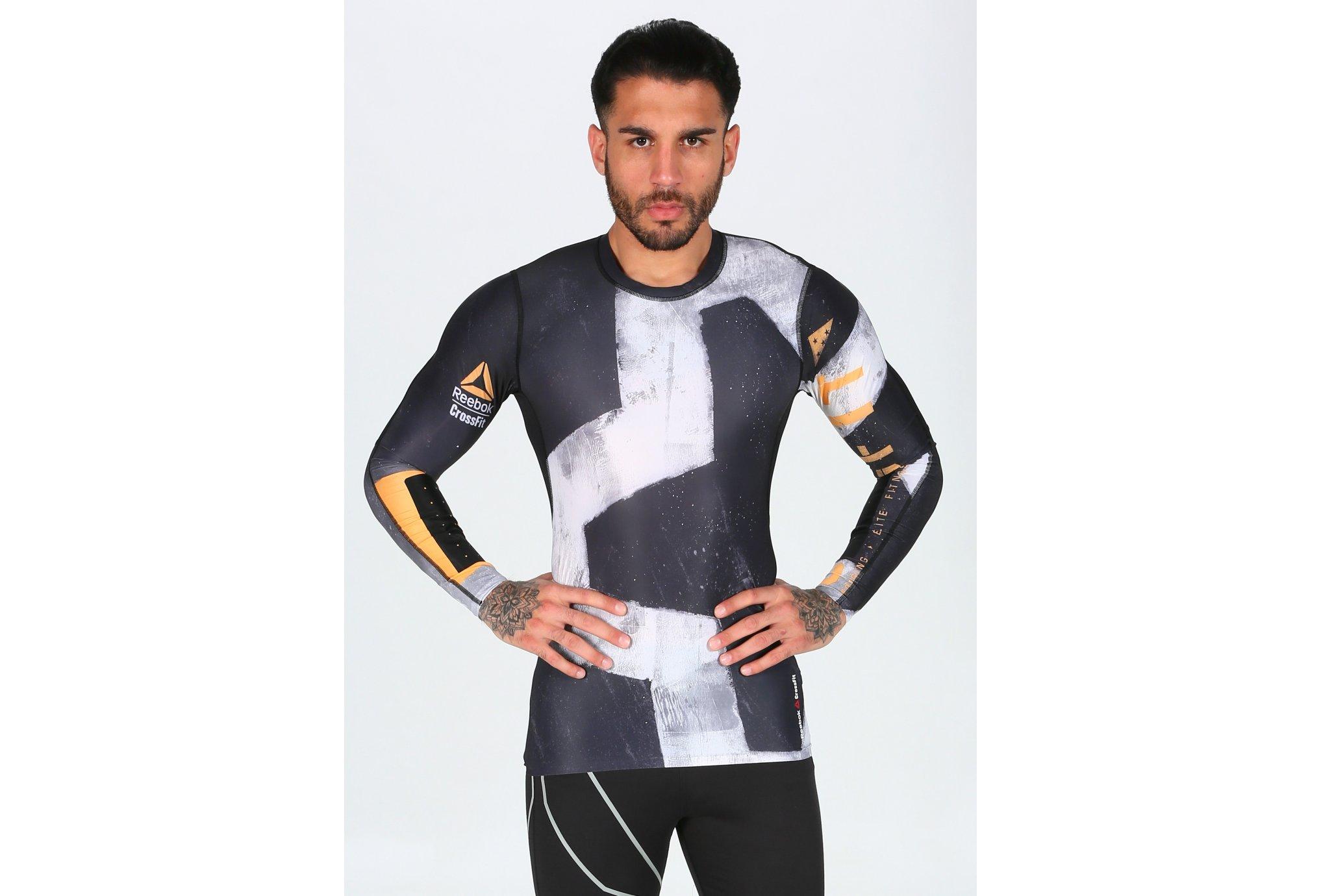 Reebok Crossfit Engineered M vêtement running homme