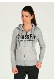 Reebok CrossFit Full Zip W