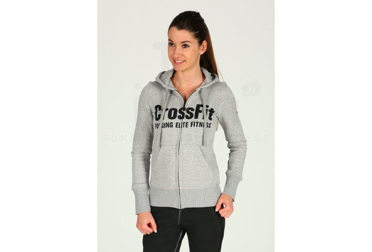 Reebok Chaqueta CrossFit Full Zip
